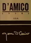 Jeff Olson plays D'Amico Drums
